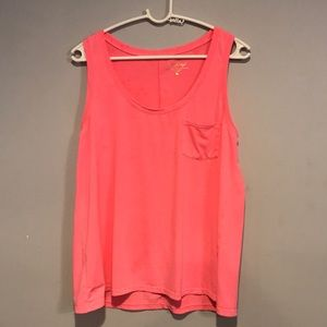 Lilly Pulitzer Coral Tank L